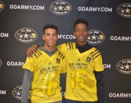 Tyler Vaughns, Trevon Sidney honored to be part of U.S. Army All-American Bowl