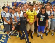 U.S. Army All-American Mique Juarez is excited about giving back and a final college commitment in San Antonio