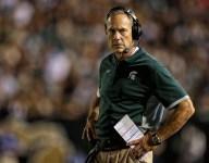 Michigan State's Mark Dantonio not planning any recruiting sleepovers