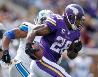 Adrian Peterson to be inducted into Texas HS Football Hall of Fame