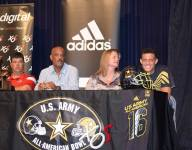 Army All-American QB Feleipe Franks commits to Florida within a week of de-commitment from LSU