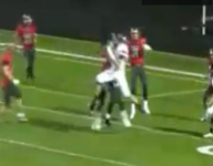 VIDEO: Illinois school wins Homecoming game when opponent's completed Hail Mary is wiped off