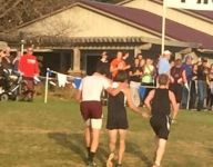 Iowa cross country runner disqualified for helping opponent