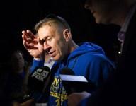 Coach files lawsuit against school district over postgame prayer debate