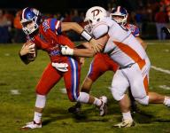 Thompson's late touchdown leads CAL over DeSales