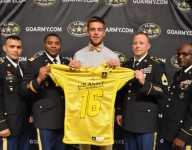 Army All-American linebacker Carter Coughlin shows freakish athleticism