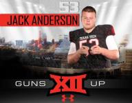 The top junior OL in the country, Jack Anderson, just committed to ... Texas Tech?