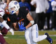 Another easy win for No. 1 Bishop Gorman in 70-3 rout