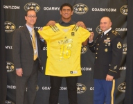 U.S. Army All-American Devin Asiasi is channeling his inner Bob Ladoucer en route to San Antonio