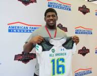 Westfield (Texas) teammates, Florida wide receiver accept Under Armour All-America jerseys