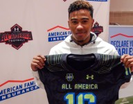 Under Armour All-American cornerback Eric Cuffee making his own path to success