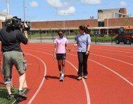 VIDEO: Inspiring camp for visually impaired children to play sports to be featured on HBO