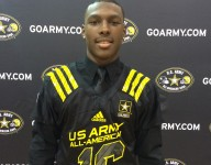 Top athlete Mecole Hardman has Alabama at the top of his list