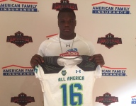 'Soft commit' to Auburn, Marlon Davidson embraces being an Under Armour All-American