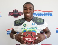 Under Armour All-American Sam Bruce doesn't lack for swagger