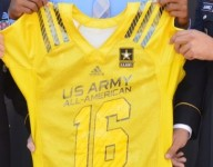 Is Jack Jones the most popular player at the Army All-American Bowl?