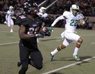 Trinity (Texas) running back Ja'Ron Wilson on pace toward record season