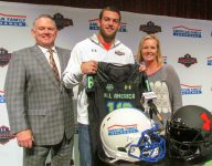 Under Armour All-America Diary: Sidelined with injury, Kaden Smith enjoying the experience