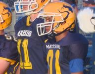 Marsing (Idaho) players honor special needs teammate at game