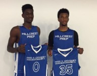 Top 2017 recruit DeAndre Ayton joins top 2018 recruit Marvin Bagley at Hillcrest Hoops