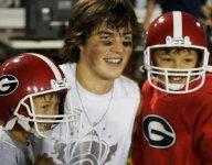 Actor Chris Pratt is pretty high on future Georgia QB Jacob Eason
