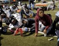 Gunshots fired outside high school football game in St. Louis