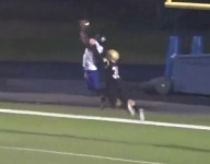 VIDEO: A 108-yard INT return for a TD ... by a 235-pound linebacker?