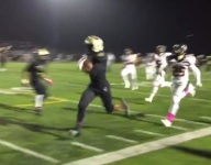 VIDEO: Super-late hook-and-ladder TD saves first perfect season for Lincoln Way North