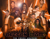 Oregon State photoshops football recruits into 'Star Wars' poster