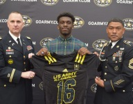 Clemson commit Tavien Feaster earns his jersey to Army All-American Bowl