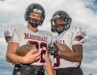 Marshall smashing & dashing toward success this season