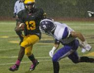 Anthony Brown, St. John Vianney overcome weather, Rumson