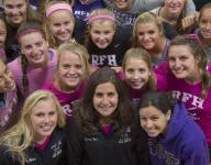 A coach, a breast cancer survivor and an inspiration