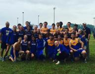 Central cross country ends CR's 105-match win streak
