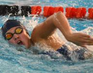Mustangs motor past South Lyon Unified swimmers