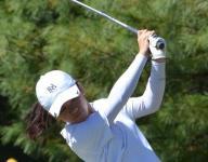 Midstate duo, BGA girls lead in Division II golf