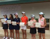 Ida Baker's Brittany Shin takes home LCAC girls title