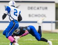 Bailey-led Bulldogs beat down Stephen Decatur, 48-13