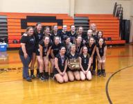 VOLLEYBALL: TCA upsets Middleton to win 15-A title