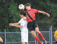 Mount pacing Mansfield Christian boys soccer