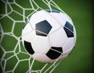 Mansfield Christian weathers WC in boys soccer tie