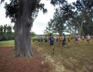 Area XC runners learn from pre-state FSU Invitational