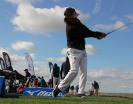 Brian Gaffney part of a Met PGA Team Championship