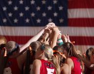 Mason volleyball rallies past DeWitt, evens league race