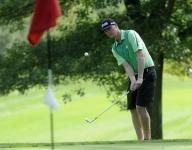 Newark Catholic boys golf loses out in numbers game