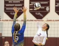 Muskies rally past Electrics in MVL first-place battle