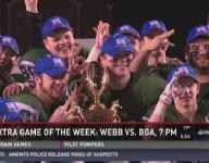 Game of the Week preview: Webb vs. BGA