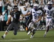 Cougars apply pressure late, beat Gulf Coast