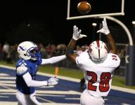 Friday's state football scores in Ohio