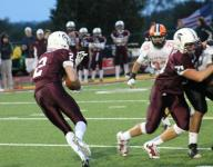 Turpin blanks Anderson, 35-0